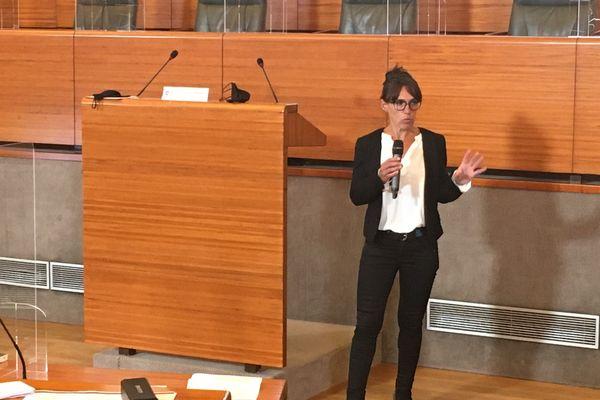 Jessica Makowiak, head of CRIDEAU in Limoges