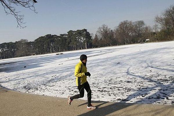 La vague de froid de février 2012