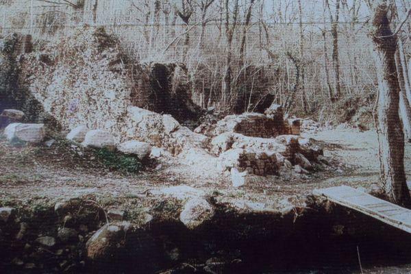 Le Martinet de la Ramonde en 1994