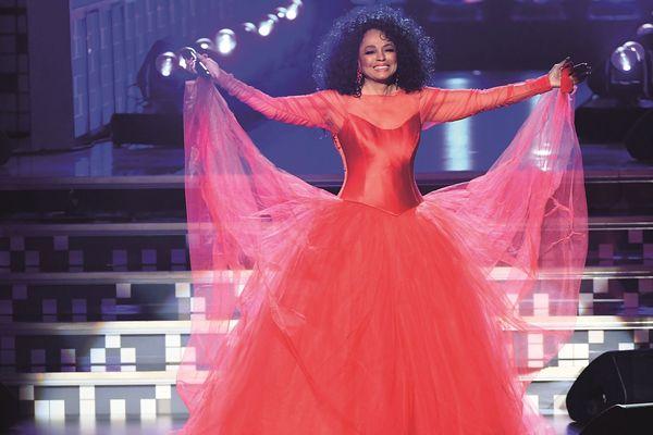 Diana Ross se produira le 16 juillet au Jazz à Juan.