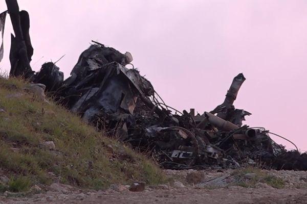 Le crash a fait un mort et quatre blessés