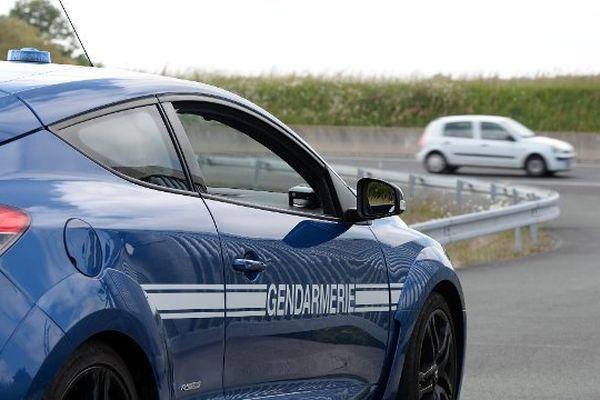 Une course-poursuite de 60 kms entre la brigade rapide d'intervention de la gendarmerie et une Audi A4 (illustration)