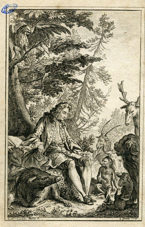 Jean de La Fontaine est mondialement connu pour ses fables.