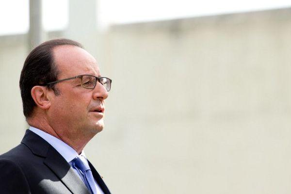 François Hollande le 20 septembre 2015