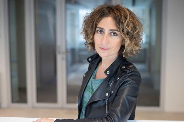 Isabelle Saporta, la campagne de Yannick Jadot a rejoint la liste de Gaspard Ganzer, candidat à la mairie de Paris