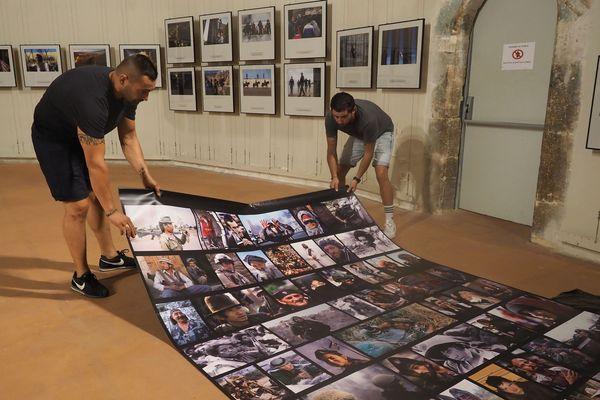 1250 photos pour témoigner de l'état du Monde, à Visa pour l'Image à partir de samedi à Perpignan.