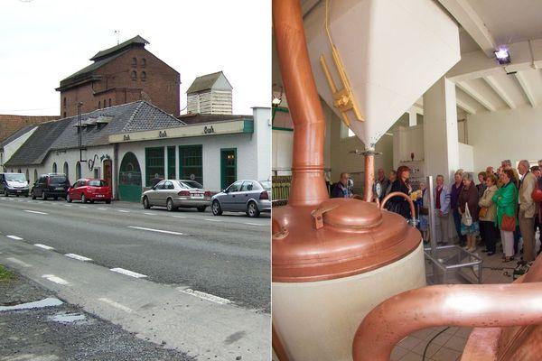 La brasserie Dubuisson est installée à Pipaix depuis 1769.
