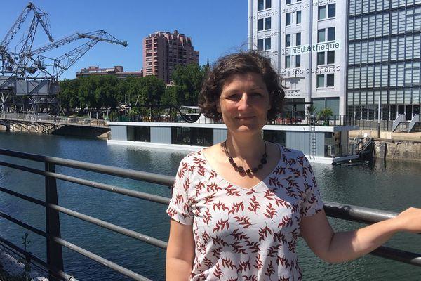 Elue conseillère municipales à Strasbourg depuis 2014, Jeanne Barseghian, devenue maire, entend faire voter rapidement une déclaration d'état d'urgence climatique.