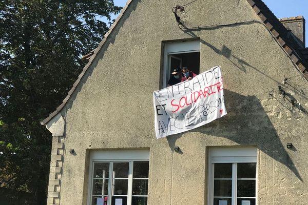 L'assemblée générale de lutte contre toutes les expulsions a ouvert trois squats ce dimanche 13 septembre à Cagny