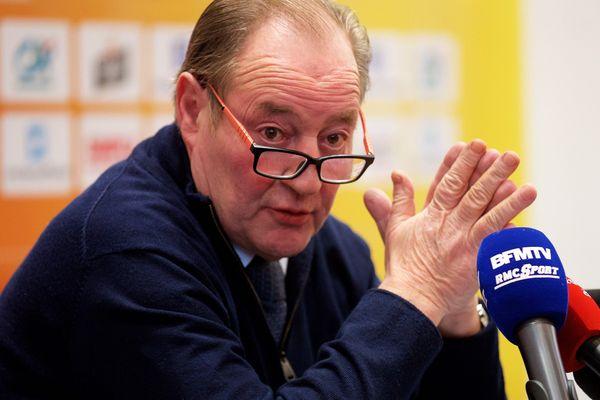 Gervais Martel a annoncé l'arrivée d'un investisseur au 12 Lensois.