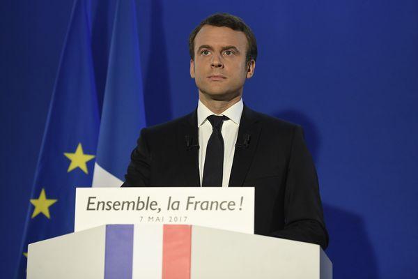 Emmanuel Macron a remporté ce dimanche 7 mai l'élection présidentielle 2017.