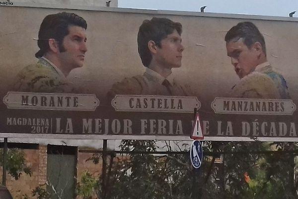 La meilleure feria de la décennie, annonce en toute modestie l'affiche qu'on voit partout dans la ville en fête.