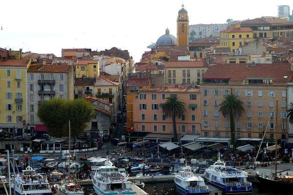C'est à Ajaccio que s'est déroulée l'altercation, le 16 juin dernier.