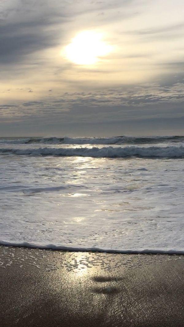 De belles balades mais avec prudence sur le littoral en hiver.