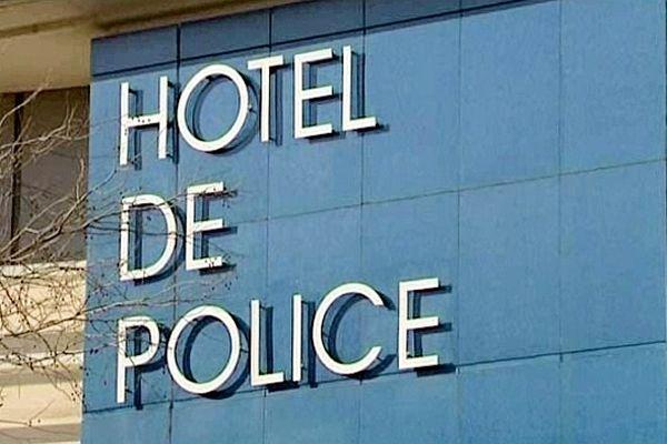 Nîmes - Hôtel de police - archives