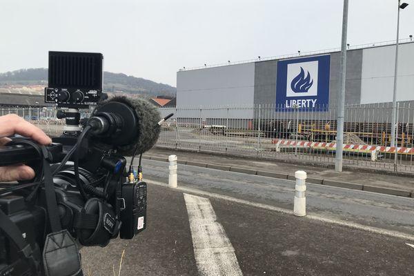 L'usine à rails d'Hayange est passée sous pavillon Liberty Steel en juillet 2021.