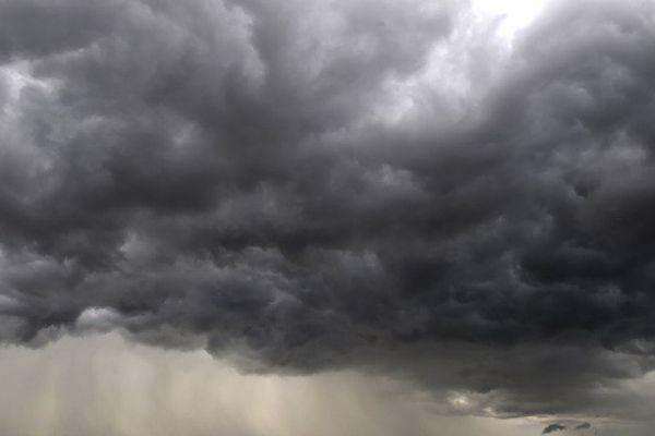 De fortes précipitations sont à nouveau attendues sur l'Hérault et la Gard. Octobre 2014.