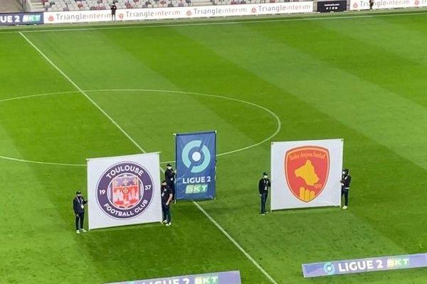 Match TFC- RAF à Toulouse