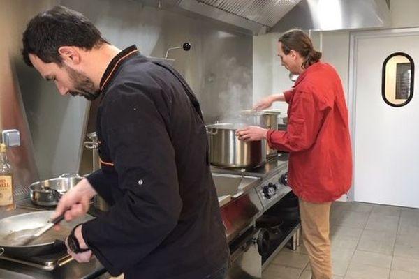 Cap'Eco est la seule cuisine partagée de l'agglomération toulousaine.