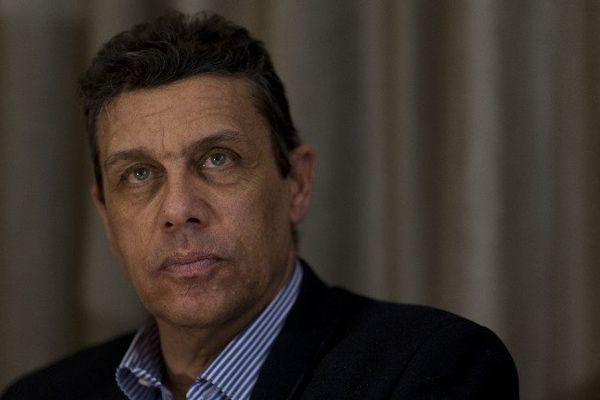 Xavier Beulin, le président de la FNSEA, le 17 février 2016.