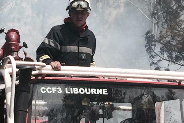 Des pompiers arrivent en Gironde de toute la France pour relayer leurs collègues sur le terrain.