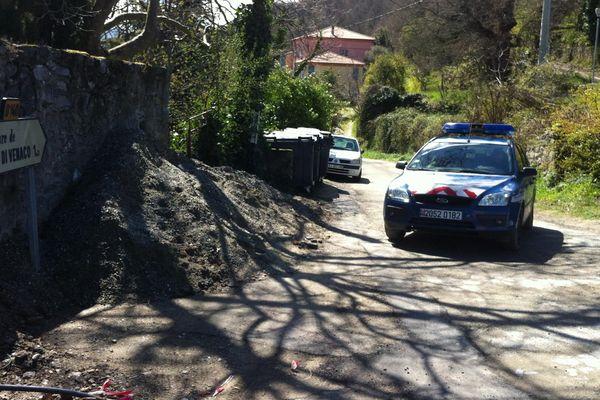 Le corps d'une femme de 83 ans et son fils de 50 ans ont été retrouvés enterrés près de la gare de Poggio-di-Venaco le 24 mars