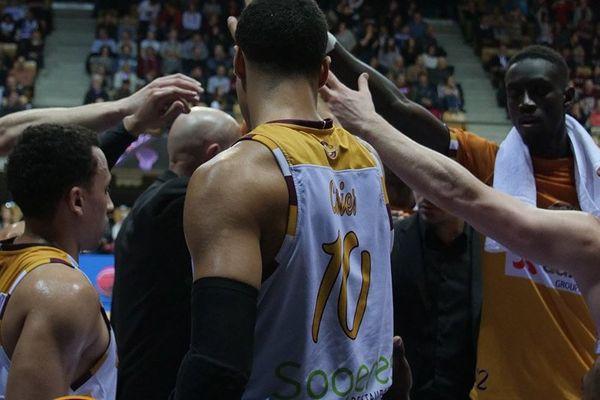 L'Orléans Loiret Basket s'est malheureusement incliné hier face à Levallois, après un match plus que physique.
