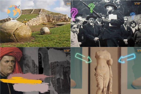 Les Mystères de l'art de la Nouvelle-Aquitaine