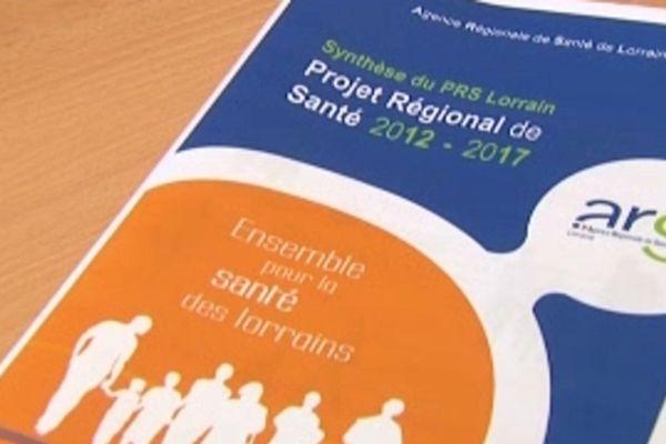 L'ARS partenaire privilégié du projet régional de santé.