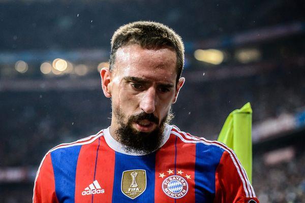 Franck Ribéry, le 5 novembre 2014.