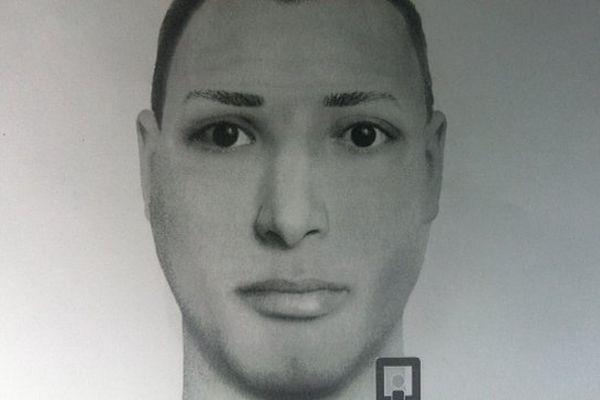 Portrait robot du kidnappeur présumé à Albertville