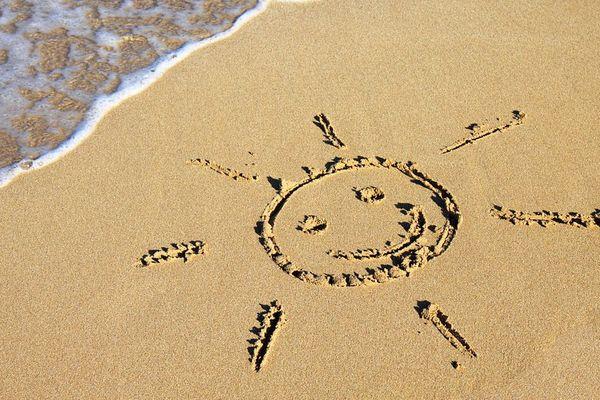 Le soleil a déjà brillé 183 jours depuis le début de l'année