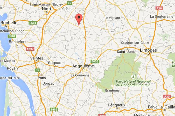 L'un des accident a eu lieu à Mairé-Lévescault.