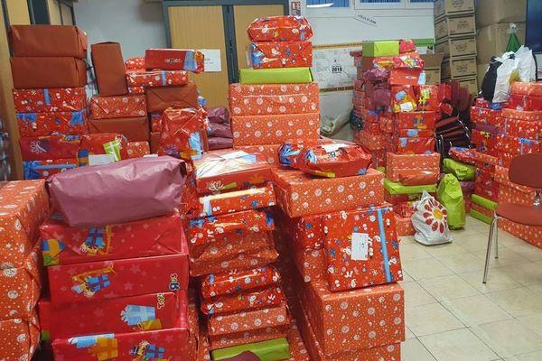 700 cadeaux neufs pour tous les enfants des écoles de La Tinée, la Vésubie et LA Roya !