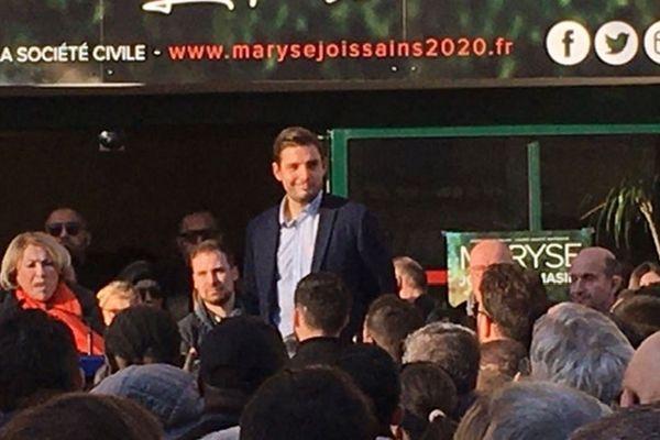 Maryse Joissains-masini a inauguré ce samedi à Aix sa permanence de campagne devant près de 400 personnes.