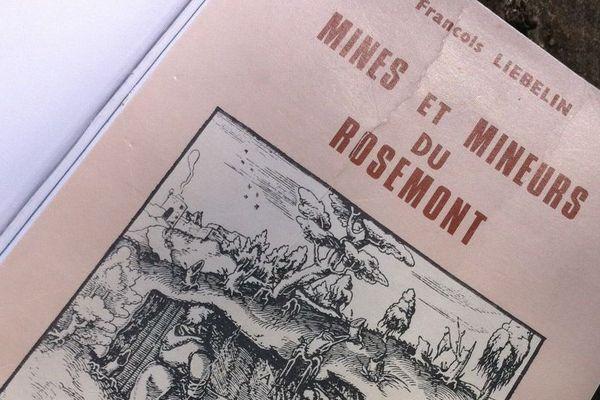 Le livre de référence sur les mines de Giromagny bientôt réédité.