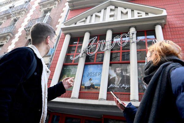 Pendant 38 ans, les habitués retrouvaient le cinéma Arvor rue d'Antrain à Rennes. Il faudra désormais changer de quartier, vers la gare pour retrouver le plaisir de sa programmation