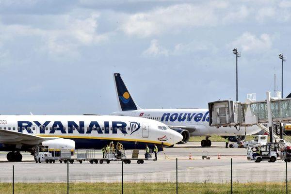 Aéroport de Brest - Août 2018