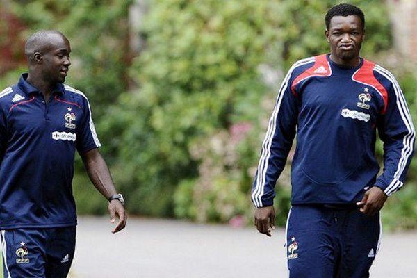 Lassana Diarra et Steve Mandanda encore chez les Bleus ! - Photo d'archives