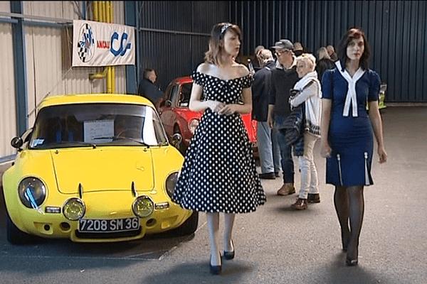 Le Montluçon Rétro Bourse est le salon du véhicule ancien, mais aussi du vintage.