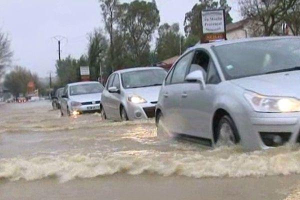Le Var une nouvelle fois victime des inondations