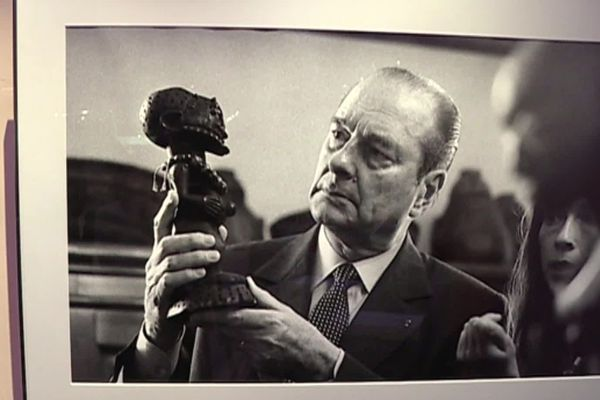 Perpignan - De multiples facettes de la vie de Jacques Chirac ont été retranscrites comme ses voyages diplomatiques - 17.12.19