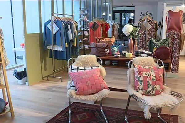 Les boutiques de créateurs fleurissent un peu partout à Nice