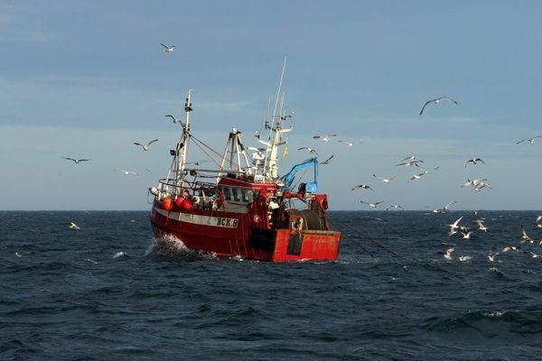 Plusieurs navires ont désormais accès aux eaux du bailliage de Guernesey depuis le Brexit, grâce à des autorisations.