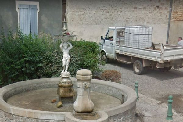L'angelot du village de Saint-Amadou en Ariège a disparu