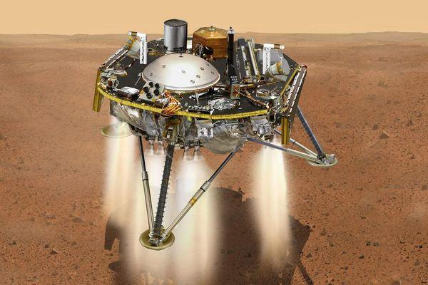 Insight transportera sur mars le sismomètre SEIS, assemblé à Toulouse, pour entendre battre le coeur de la planète rouge