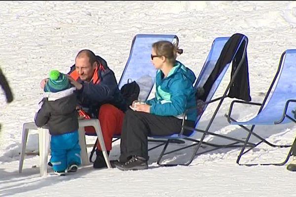 La station de ski du Lioran