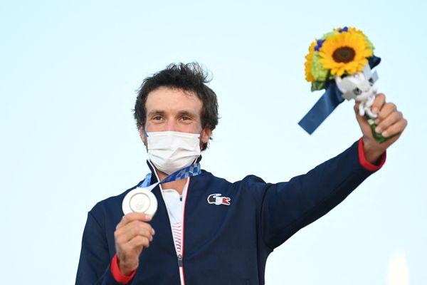 """La """"medal race"""" a été riche en rebondissements pour Thomas Goyard"""