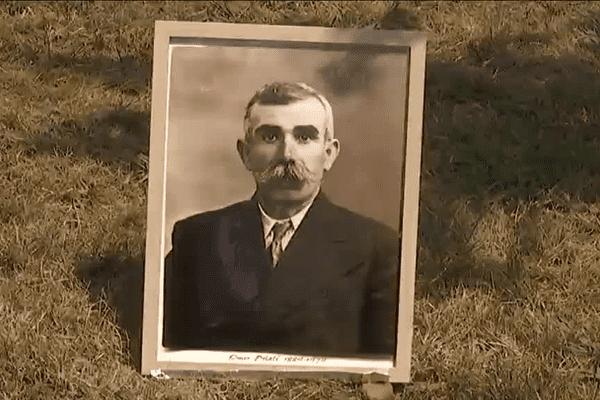 Un siècle après la grande guerre, Omer Prialé a été reconnu par son village natal.