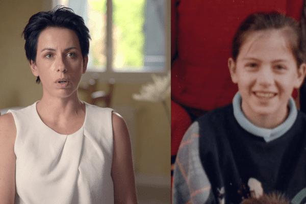 """Audrey, victime d'un père pédophile, témoigne dans le documentaire """"Un silence de cathédrale"""""""